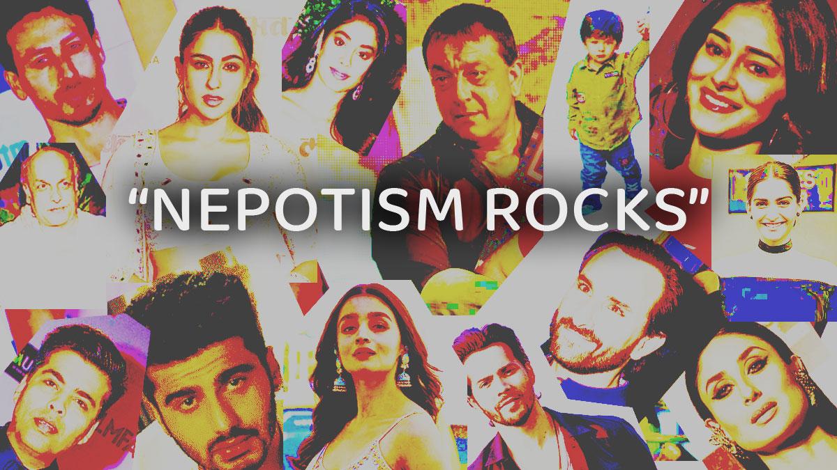 """Nepotism Rocks"" - Karan Johar"